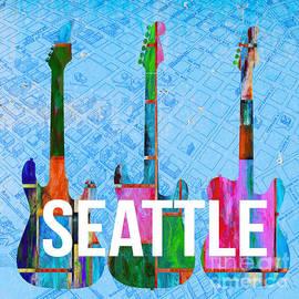 Seattle Music Scene - Edward Fielding