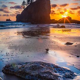 Inge Johnsson - Second Beach Rock