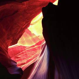 Roupen  Baker - Secret Canyon Colors