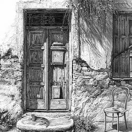 Sergey Gusarin - Secret of the Closed Doors