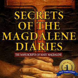 Mike Nellums - Secrets of the Magdalene Diaries faux book cover