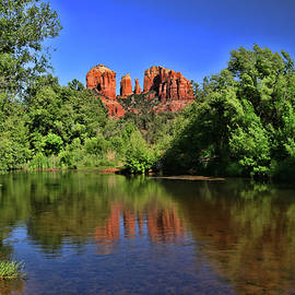 Allen Beatty - Sedona # 35 - Cathedral Rock