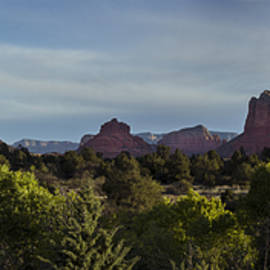 Ed  Cheremet - Sedona at Sunrise