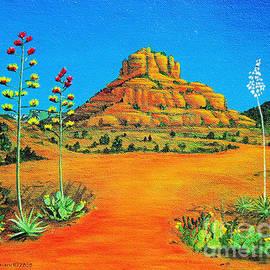 Jerome Stumphauzer - Sedona Bell Rock