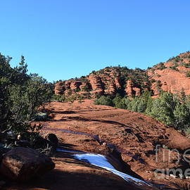 DejaVu Designs - Sedona Red Rock Landscape
