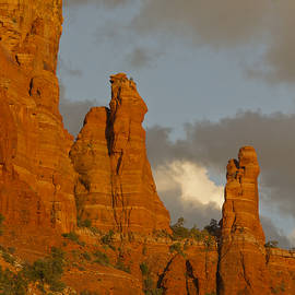 Tom Kelly - Sedona Sunset