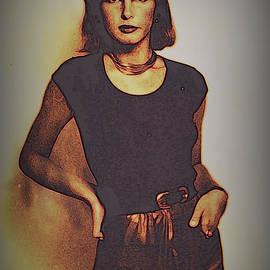 Diane montana Jansson - Self Portrait 1