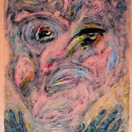 Daniel Gomez - Self Portrait 1987