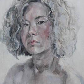 Becky Kim - Self Portrait 2015