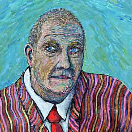 Richard Wandell - Self Portrait 2016