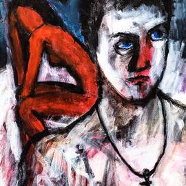 Andrey Arsentyev - Self-portrait by Andrey Arsentyev