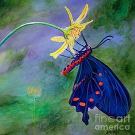 AnnaJo Vahle - Semperi Swallowtail Butterfly