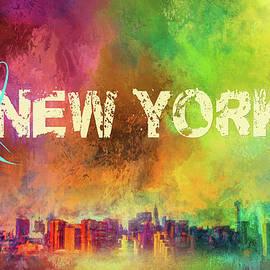 Jai Johnson - Sending Love To New York