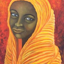 Caroline Street - Senegalese Girl