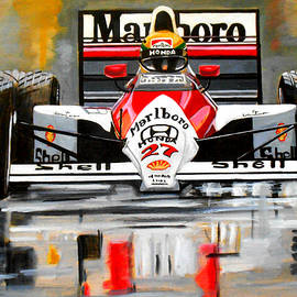 H M - Senna / USA 1990