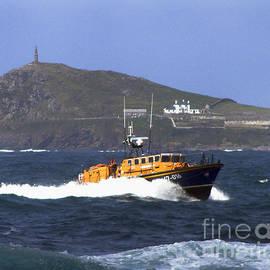 Terri Waters - Sennen Cove Lifeboat