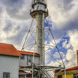Nick Zelinsky - Sentinel at Whitefish Point