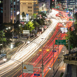Didier Marti - Seoul night rush