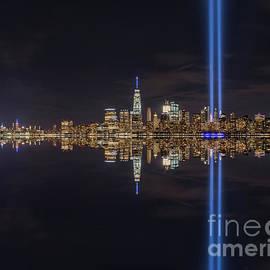 Michael Ver Sprill - September 11th Manhattan Reflections