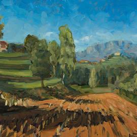 Marco Busoni - September Plain Air