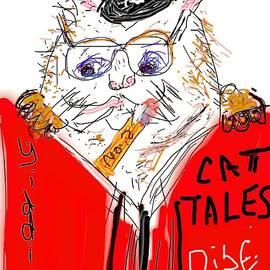 September -- Rosh Hashanah Cat