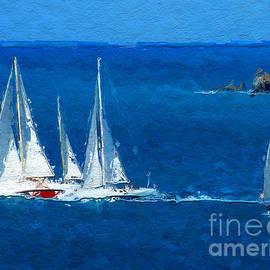 Anthony Fishburne - Set Sail