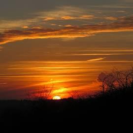B Vesseur - Setting Sun
