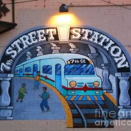 Kelly Awad - Seventh Street Station