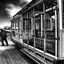 Joseph Hollingsworth - SF Cable Car Turn About