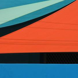 Denise Clark - Shade Sail Abstract 2