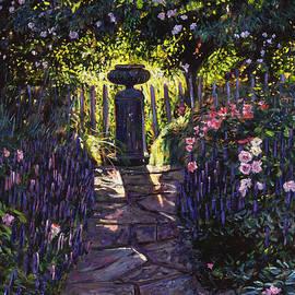 David Lloyd Glover - Shaded Garden
