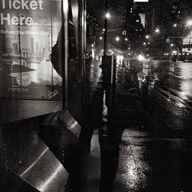 Miriam Danar - Shadow Girl Bus Stop