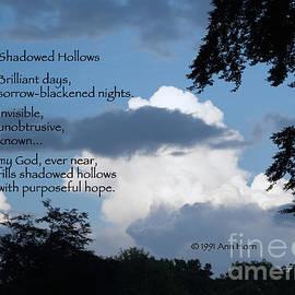 Ann Horn - Shadowed Hollows