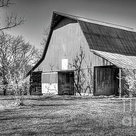 Reid Callaway - Shadows On The Wall Tennessee Barn Art