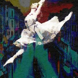 Catherine Lott - She Leaps In Italian