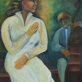 Rachel Asherovitz - She sings the Blues