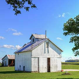William Sturgell - Shed in the Ohio Sunshine