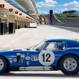 Peter Chilelli - Shelby Daytona Coupe