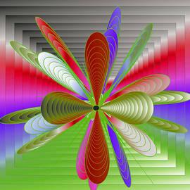 Iris Gelbart - Shell Art 2