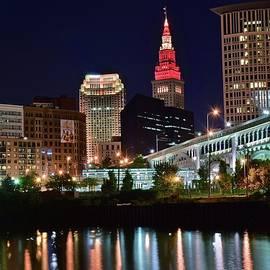 Shimmering Cleveland