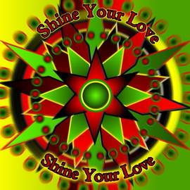 Sarah  Niebank  - Shine Your Love