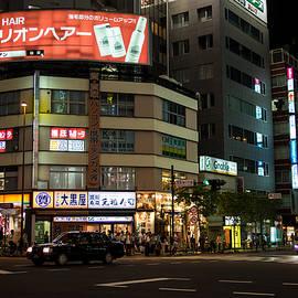 Aymeric Gouin - Shinjuku Nights