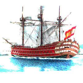 Lali Kacharava - Ship