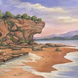 John Cocoris - Shiprock Beach