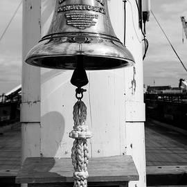 Allan Morrison - Ships Bell USS Constitution
