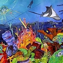 Brenda Tucker - Shipwreck Reef