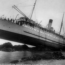 Shipwreck - SS Princess May - August 5, 1910 - War Is Hell Store