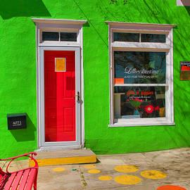 Steven Ainsworth - Shop Colors
