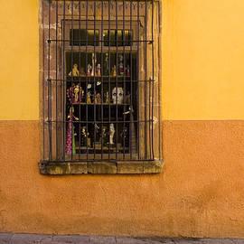 Shop Window San Miguel de Allende - Carol Leigh