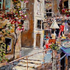 Alan Lakin - Shopping St Paul de Vence